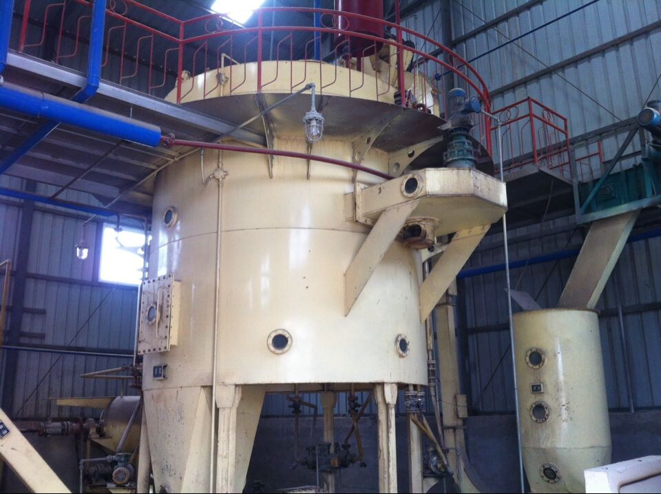 Rotocel Extractor of Rice Bran Oil