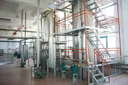 Rice Bran Oil Refinery Equipment