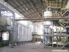 200-1000T/D Rice Bran Oil Production Line