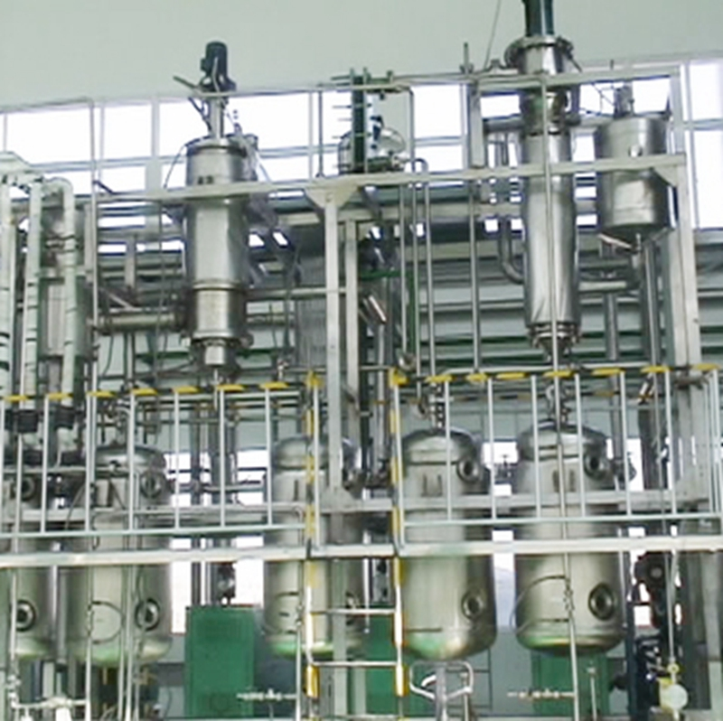 Rice Bran Oil Molecular Distillation Equipment