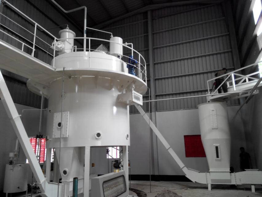Rice Bran Oil Mill Plant